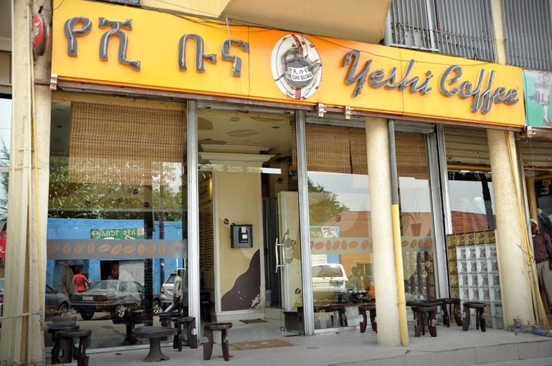 Thiết kế Quán Cafe kết hợp Nhà Hàng hiện đại – Yeshi Buna