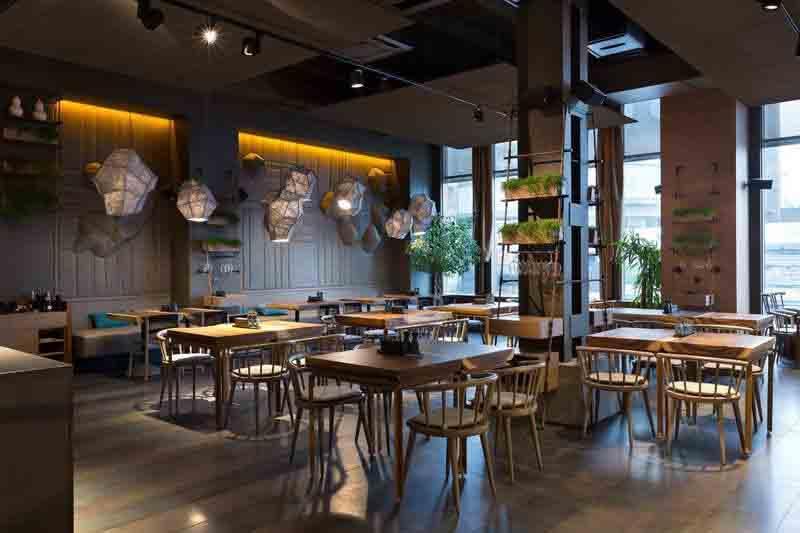 Thiết kế quán cafe nhỏ Cup O' Coffee