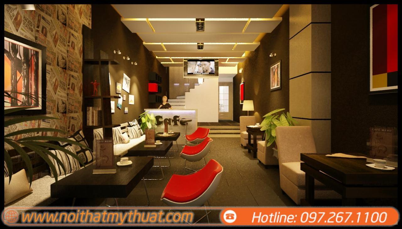 Tại sao nên chọn dịch vụ thi công nội thất quán café tại noithatcaphe.vn