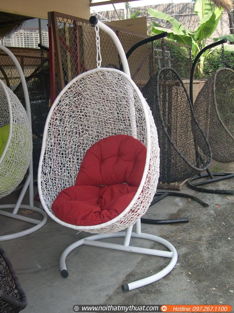 Kết quả hình ảnh cho mau mẫu xích đu giá tốt phù hợp với sân vườn, quán cà phê