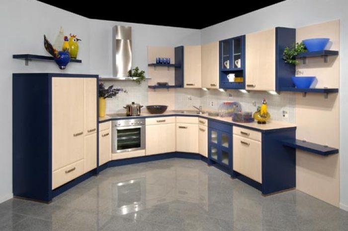 Mẫu nội thất nhà bếp B004