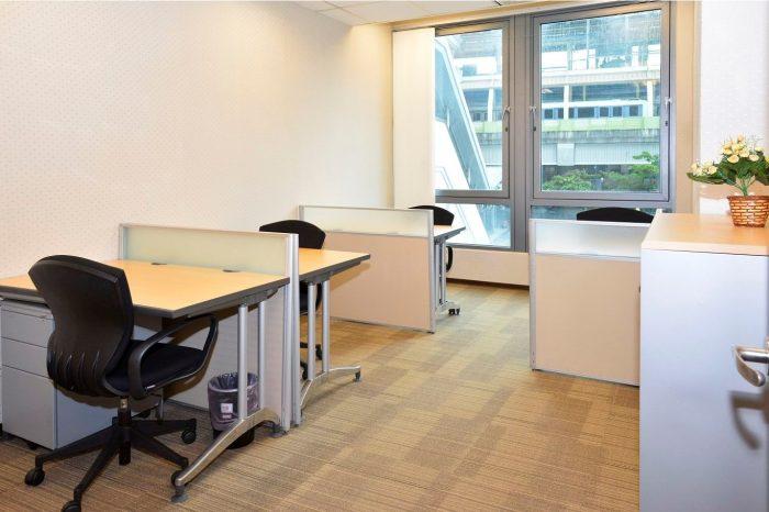 Mẫu nội thất văn phòng V003