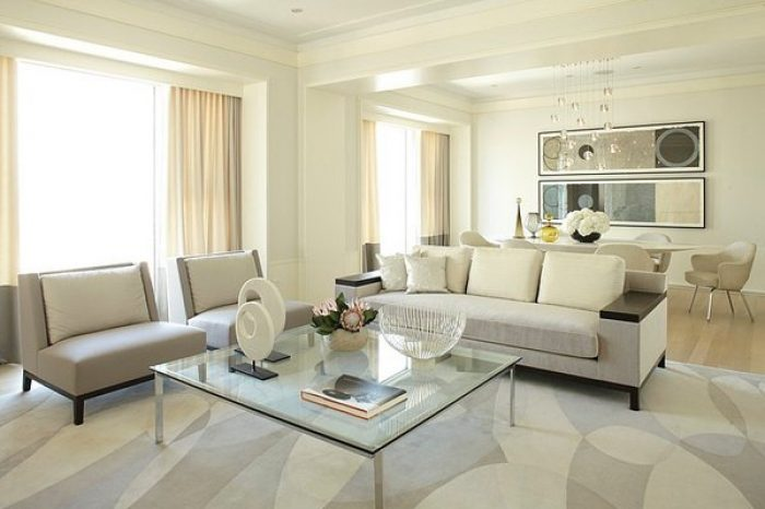Mẫu nội thất phòng khách K002