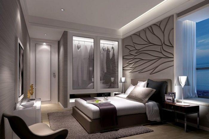 Mẫu nội thất phòng ngủ N001