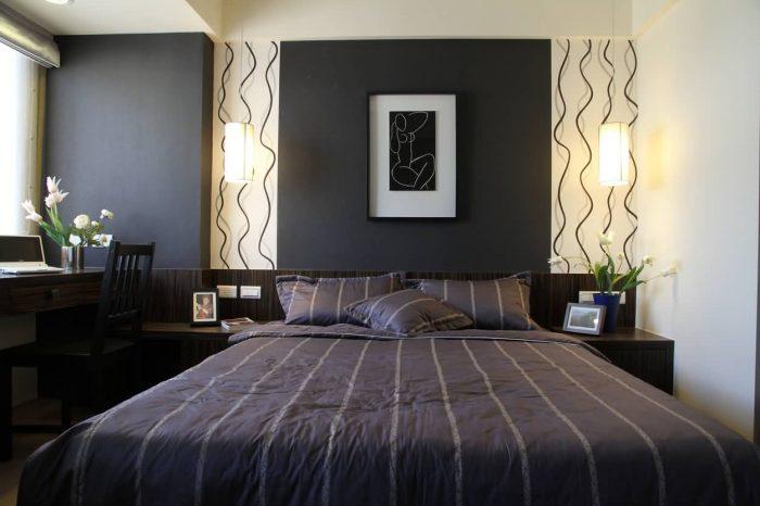 Mẫu nội thất phòng ngủ N002