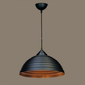 đèn thả chao nhôm dthc-02