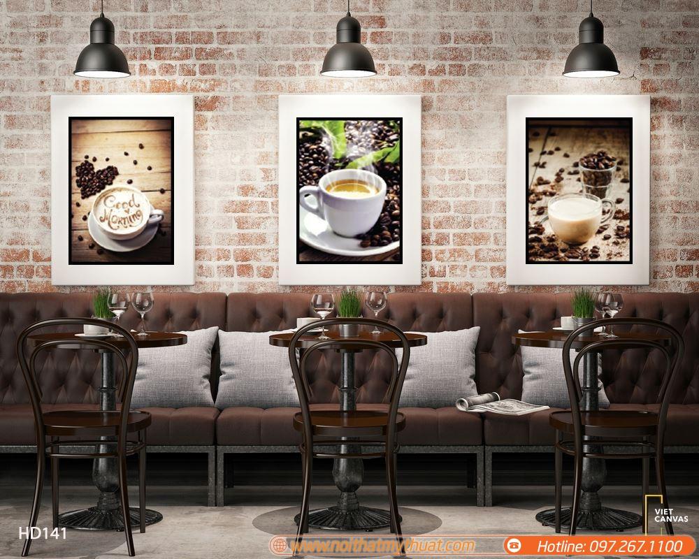 thi công nội thất quán cà phê